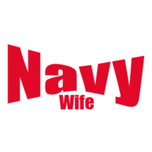 Navy Wife navy-wife-in-red. T-Shirt