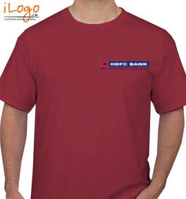 HDFBANK - T-Shirt