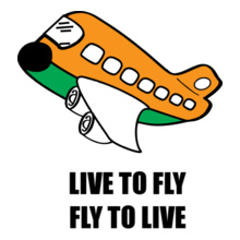 live-to-fly T-Shirt