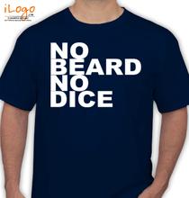 Beard no-beard T-Shirt