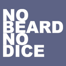 Beard no-beard T-Shirt