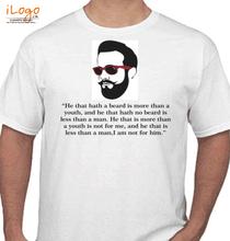 Beard beard-twister T-Shirt