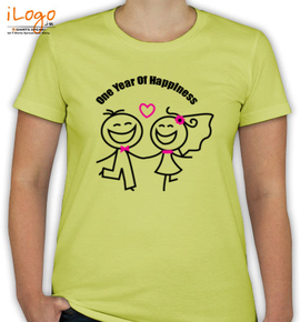 pencil skech couple - T-Shirt [F]