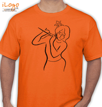 Govinda aala re krish T-Shirt