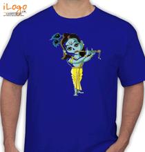Govinda aala re balkrishna T-Shirt