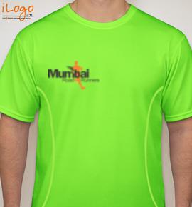 Mumbai RR Men - Blakto Sports T-Shirt