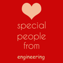 special-people-are-from-engineering T-Shirt