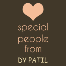 Class special-people-are-from-DY-Patil T-Shirt