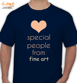 special-people-are-from-fine-art - T-Shirt