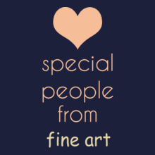Art special-people-are-from-fine-art T-Shirt