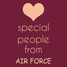 Air Force special-people-are-from-air-force T-Shirt