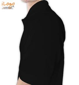 INFOSYS Left sleeve