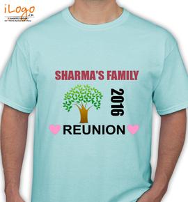 REUNON FAMILY - T-Shirt