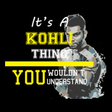 Virat Kohli kohli-thing T-Shirt