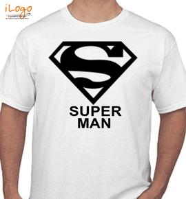 super man - T-Shirt