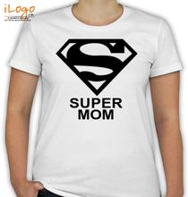 Superman super-moms T-Shirt