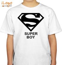 Superman super-boy T-Shirt