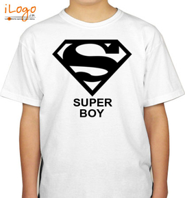 super boy - Custom Boy's T-Shirt