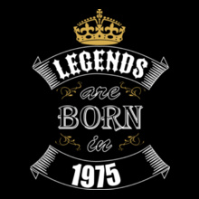 Birthday legend-born-in-. T-Shirt