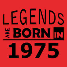 legend-bornin- T-Shirt