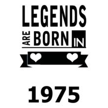Birthday LEGENDS-BORn-in- T-Shirt