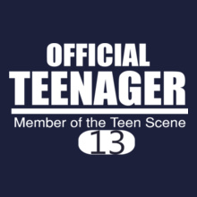 official-teen T-Shirt