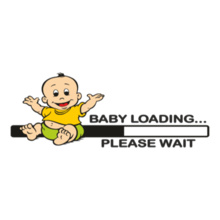 Baby-loading T-Shirt