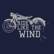 RIDE-LIKE-A-WIND T-Shirt