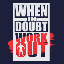 GYM  WHEN-IN-DOUT T-Shirt