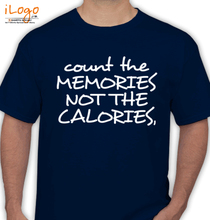 Cool COUNT-YOUR-MEMORIES T-Shirt