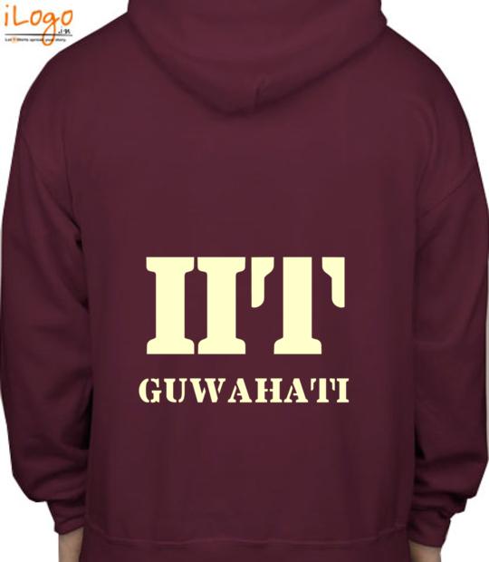maroon iit guwahati:back