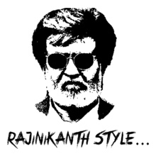 Rajinikanth rajinikanth-style T-Shirt