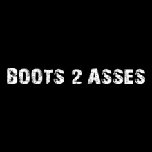 Cool boot--asses T-Shirt