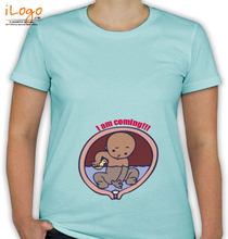 Peek a boo i-am-coming T-Shirt