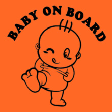 baby-on-board. T-Shirt