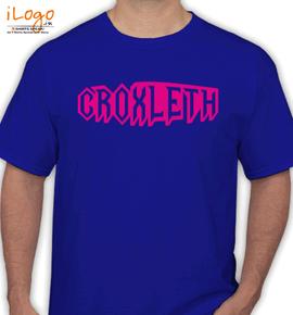 CROXLETH - T-Shirt