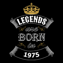 LEGENDS-BORN-IN-.. T-Shirt