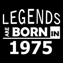LEGENDS-BORN-IN T-Shirt