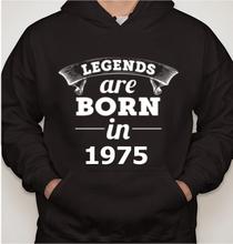 Legends are Born in 1975 LEGENDS-BORN-IN.. T-Shirt