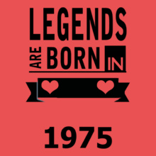 LEGENDS-BORNIN-. T-Shirt