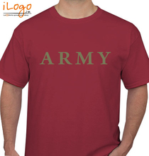 Army Red-army T-Shirt