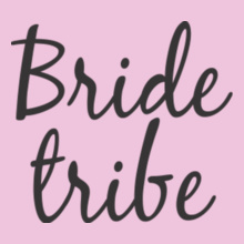 Bachelor Party Bride-Tribe T-Shirt