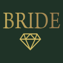 Bride-Diamond T-Shirt