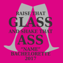 Bachelor Party Bachelorette. T-Shirt