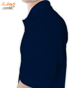 IBM-logo Left sleeve