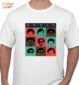 style-rajinikanth - T-Shirt