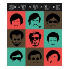 Rajinikanth style-rajinikanth T-Shirt