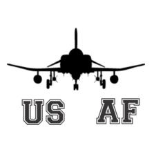 Air Force usaf-airforce-tshirt T-Shirt