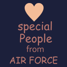 Air Force Special-people T-Shirt