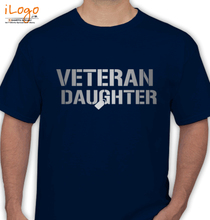 Army veteran-daughter T-Shirt